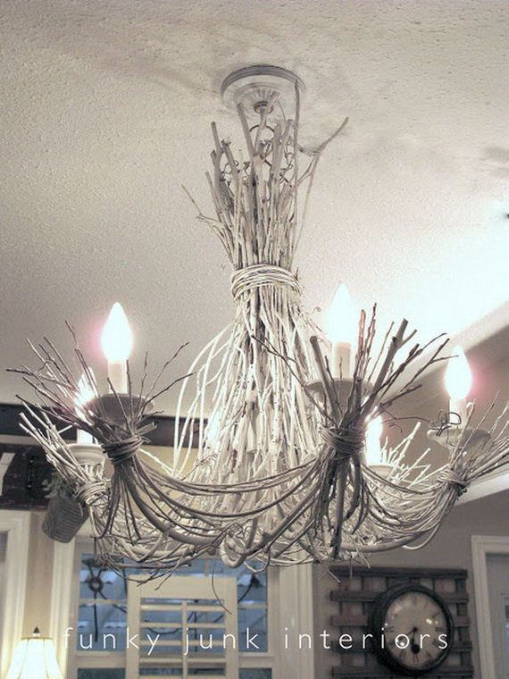 Amazing DIY Chandelier Projects