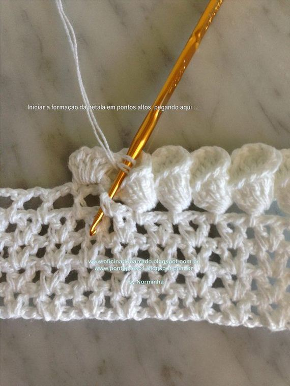 Amazing Crochet Edging Patterns