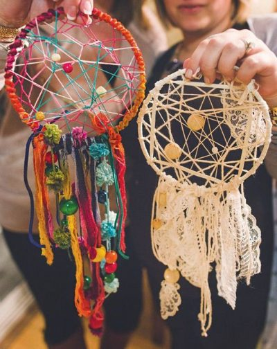 DIY Dream Catcher Projects