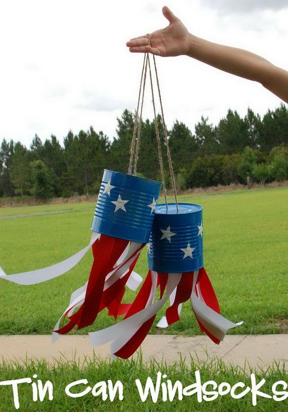 Awesome DIY Patriotic Crafts
