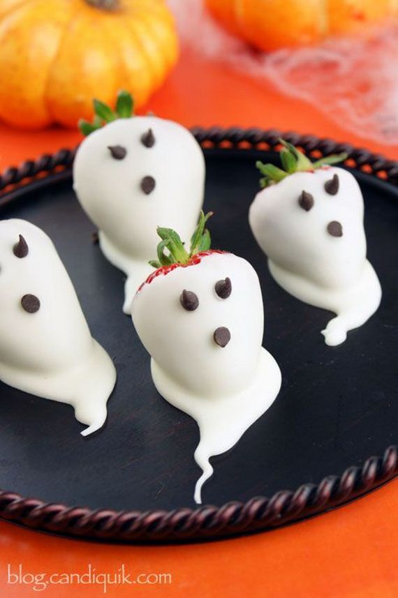 Tasty Halloween Treats
