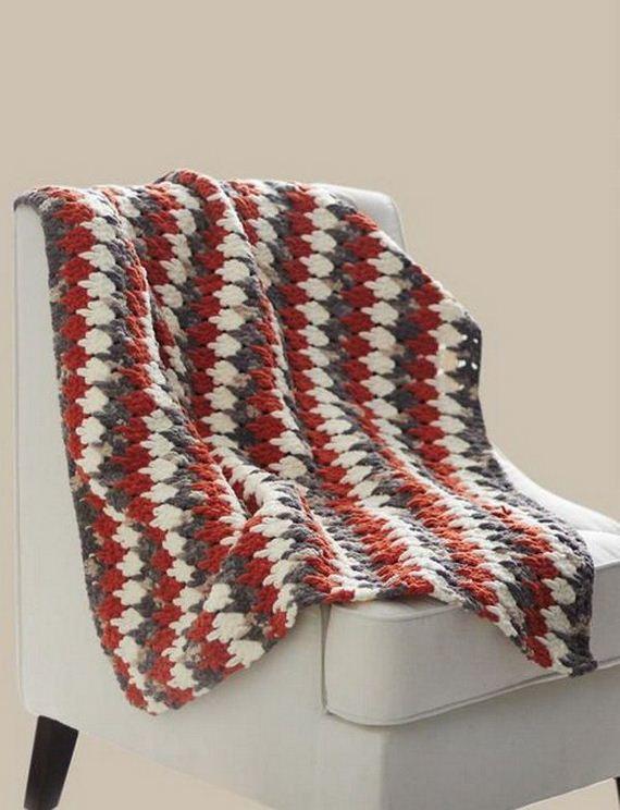 19-cool-easy-crochet-blankets