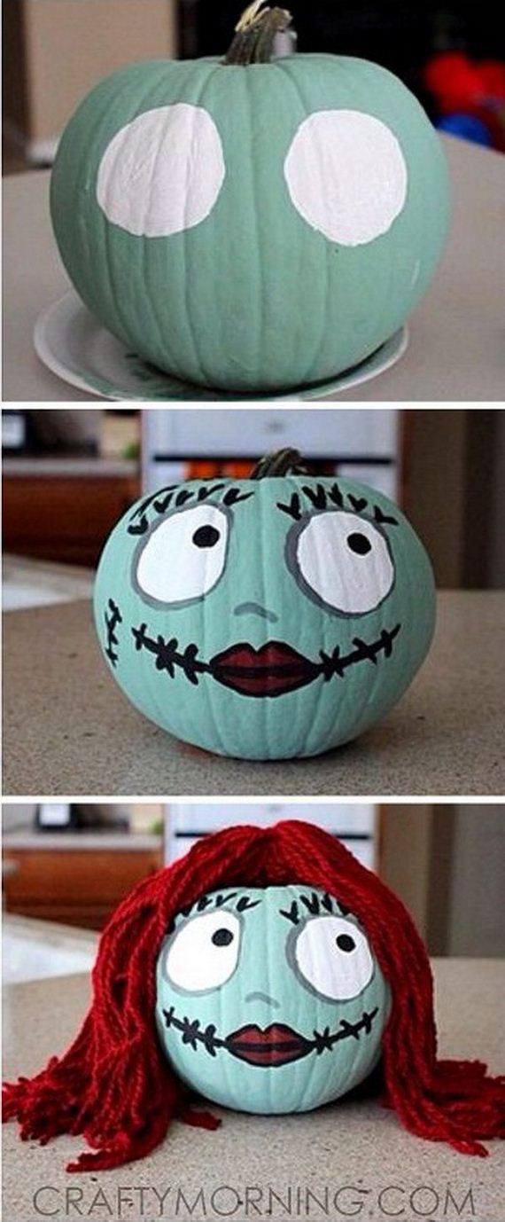 2-no-carve-pumpkin-decorating