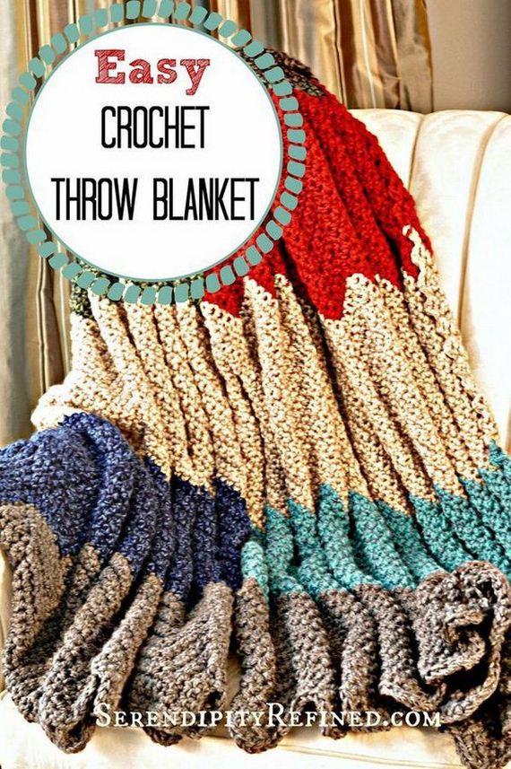 20-cool-easy-crochet-blankets
