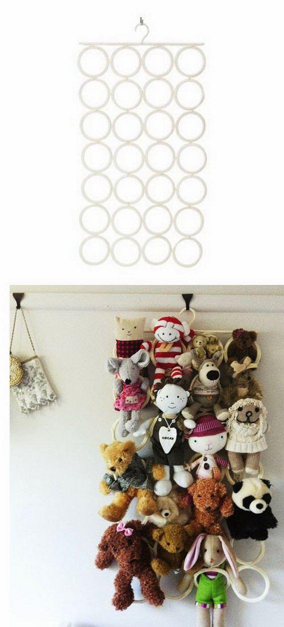 24-clever-creative-ways-organize