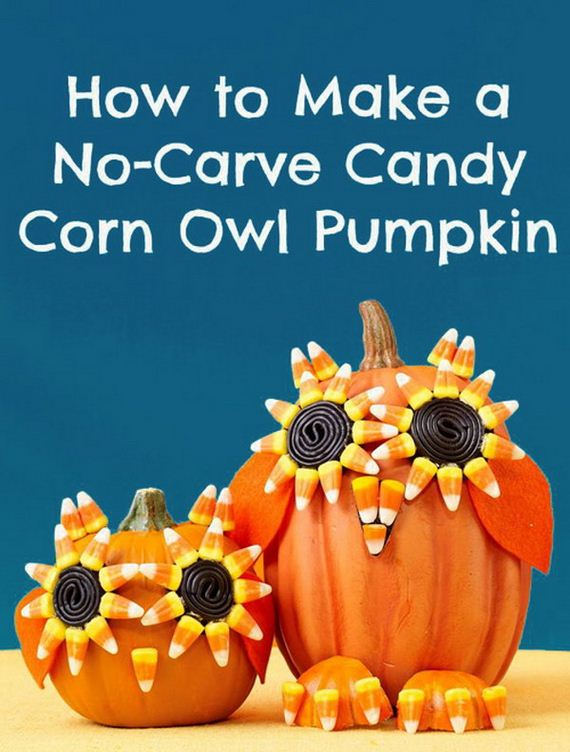 26-no-carve-pumpkin-decorating