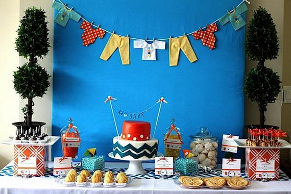 Creative Baby Shower Decoration Tutorials