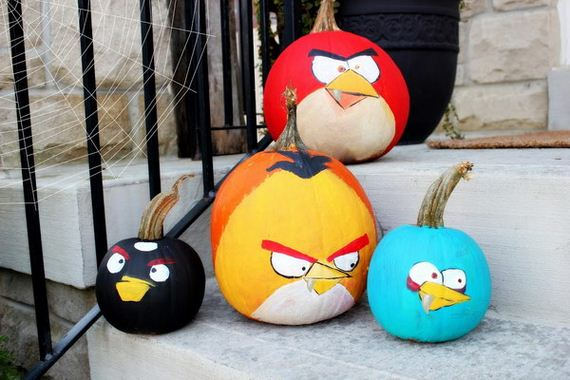 Cool Pumpkin Decorating Ideas