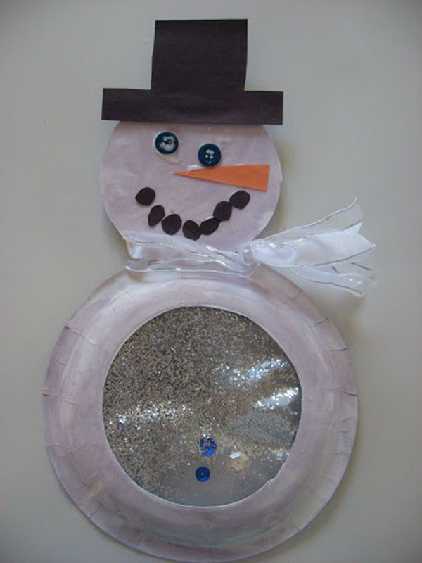 unique winter themed crafts for kids