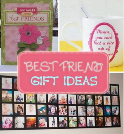 Awesome Gift Ideas For Your Best Friend