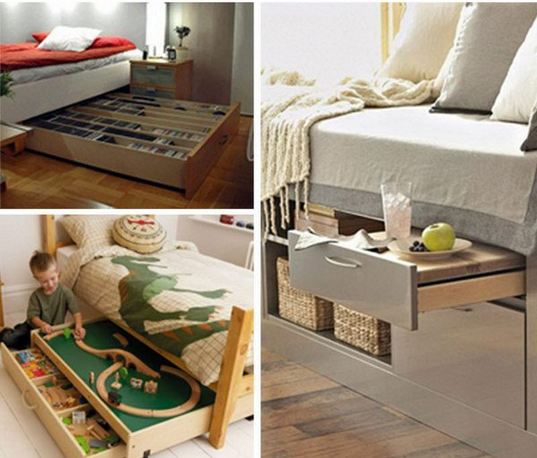 Cool under bed storage ideas - Under the bed storage ideas ...