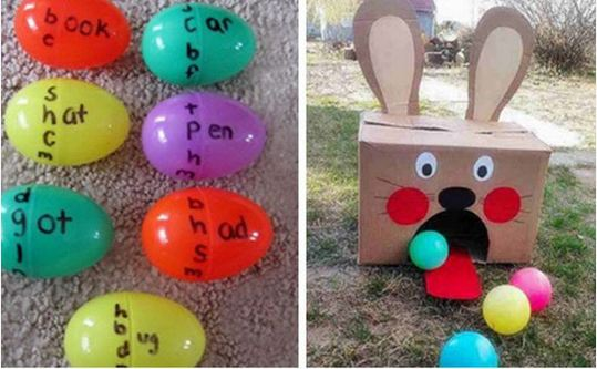 Fun Easter Games for Kids