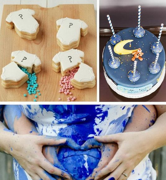Amazing Gender Reveal Party Ideas