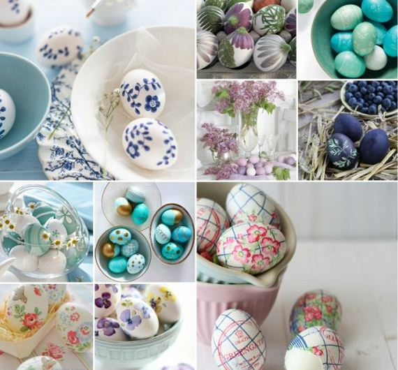 20+ Creative Easter Egg Ideas