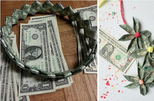 Awesome DIY Graduation Cash Gifts