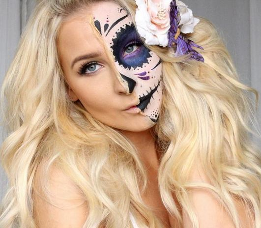 Awesome Makeup Tutorials for Halloween