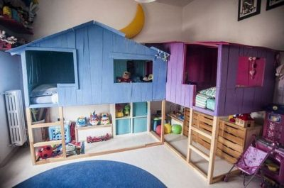 Cool IKEA Hacks for Kids Beds