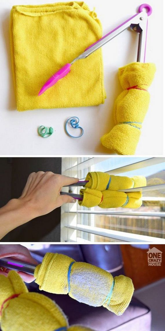 Awesome Cleaning Hacks That Will Change Your Life