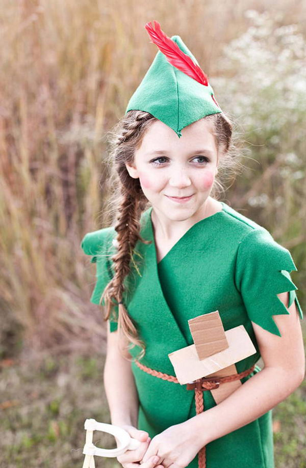 Awesome diy halloween costume tutorials for kids 02 creative homemade halloween costume solutioingenieria Image collections