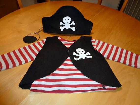 Cool and Simple DIY Pirate Ideas
