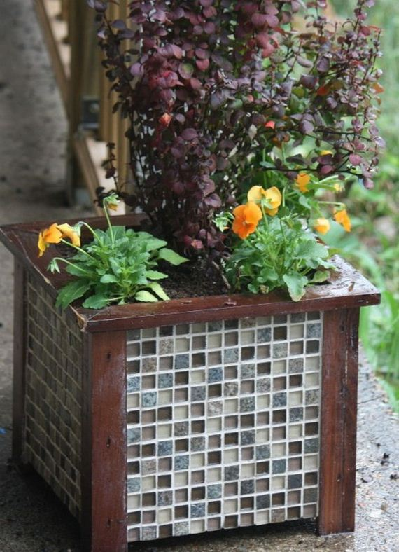Awesome Ways For Reusing Leftover Ceramic Tiles