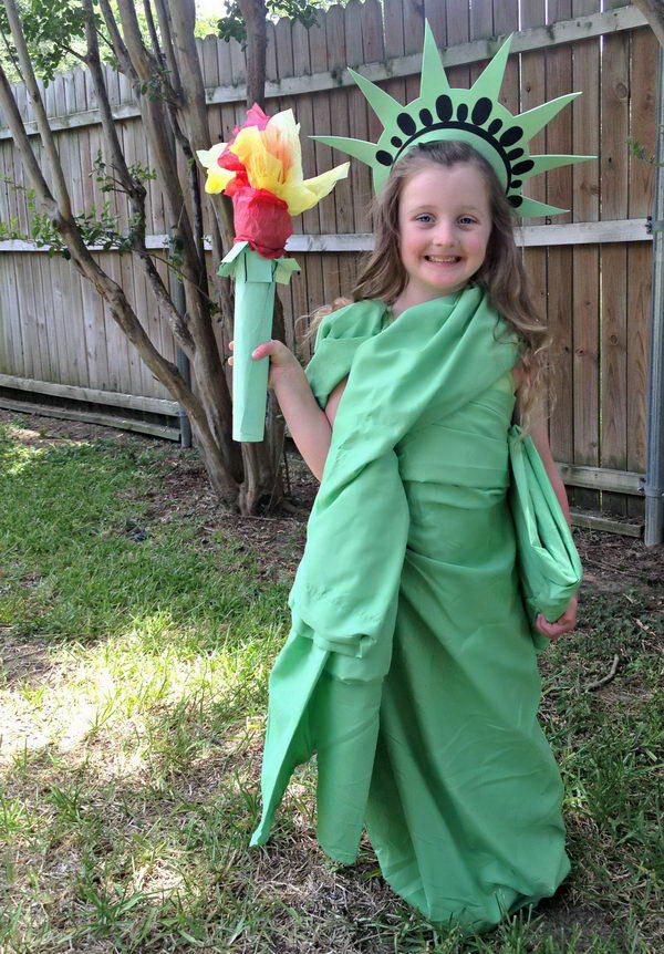 Awesome diy halloween costume tutorials for kids for Awesome halloween costumes for kids