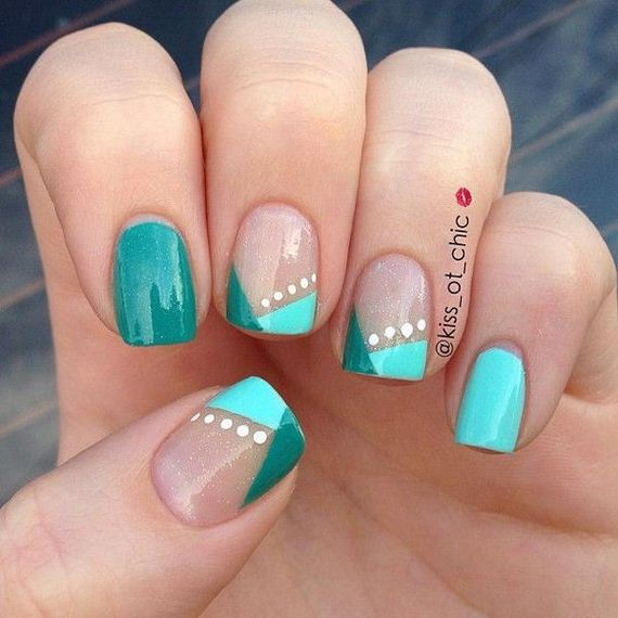 Easy To Do Nail Art: Cool Nail Designs For Beginners