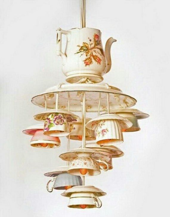 Cool DIY Chandelier Projects