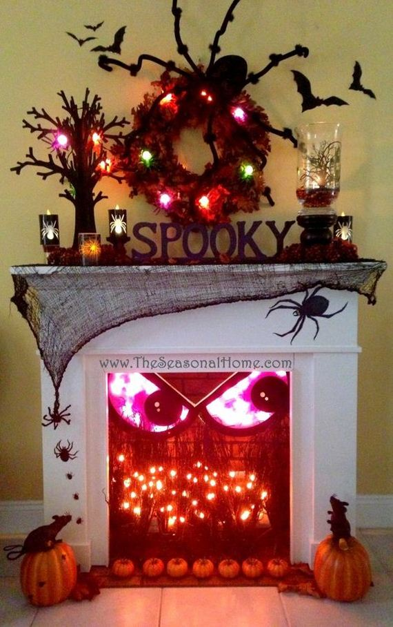 Amazing Halloween Decorations And Ideas
