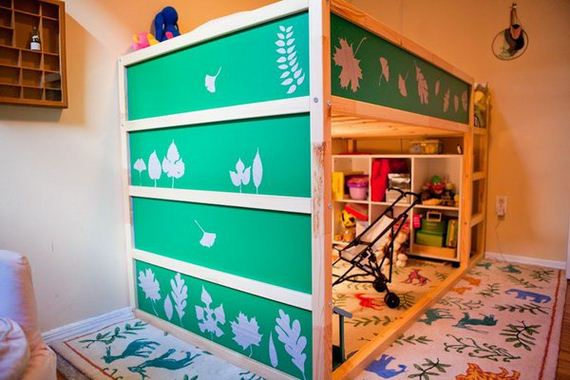 14-ikea-hacks-for-kids-bed