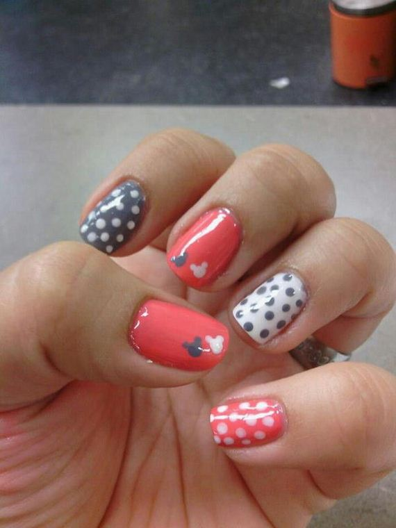 Cool nail designs for beginners 16 easy nail designs beginners prinsesfo Choice Image