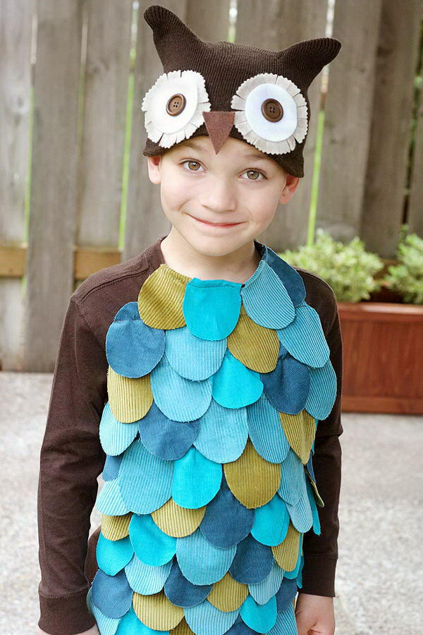 Awesome DIY Halloween Costume Tutorials for Kids