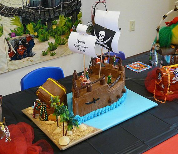 Amazing Jake & The Neverland Pirates Party Ideas