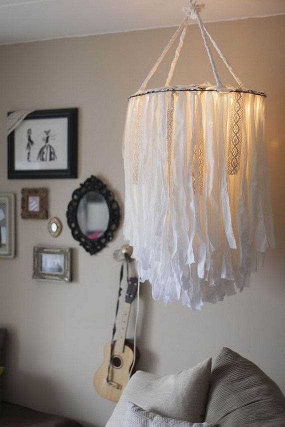 Cool diy chandelier projects aloadofball Gallery
