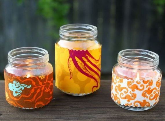 Unique Baby Food Jar Crafts