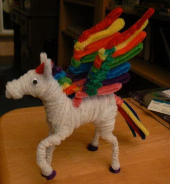 Pipe Cleaner Animals For Kids Dog