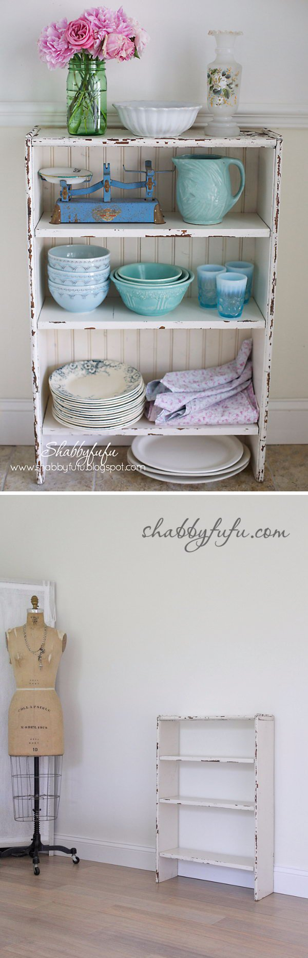 awesome diy shabby chic furniture projects. Black Bedroom Furniture Sets. Home Design Ideas