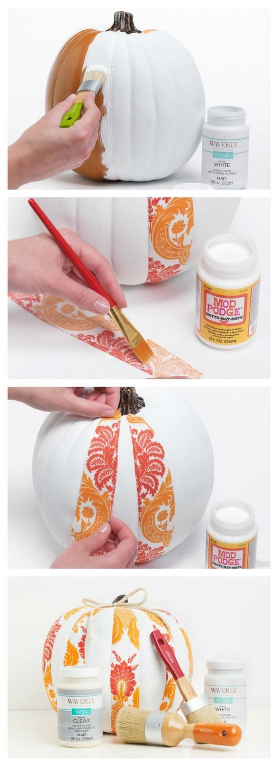 42-no-carve-pumpkin-decorating-ideas