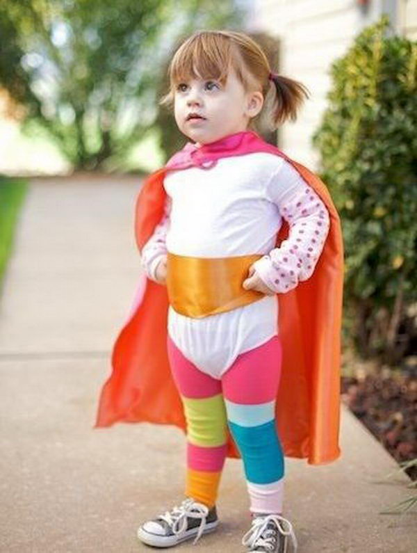 43-creative-homemade-halloween-costume  sc 1 st  CheerCrank & Awesome DIY Halloween Costume Tutorials for Kids