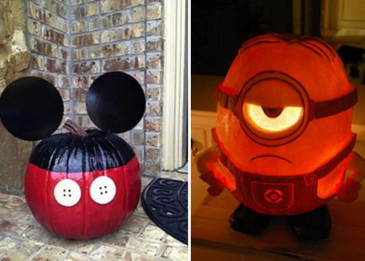 Awesome Pumpkin Carving Tutorials