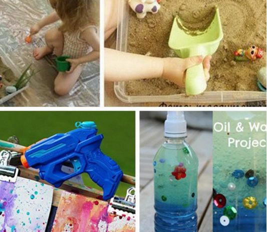 DIY Water Play Projects for Kids
