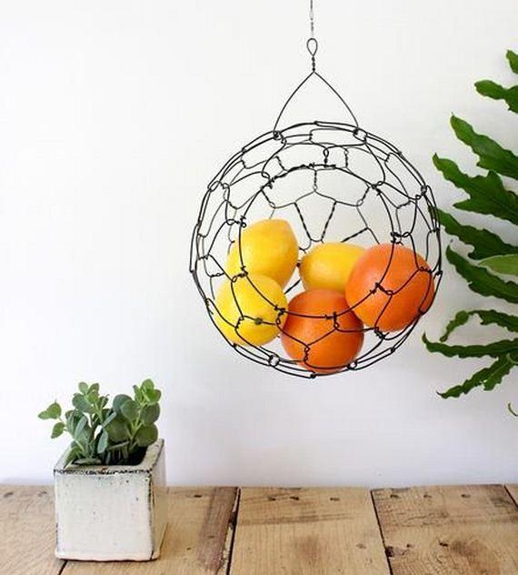 Amazing DIY Chicken Wire Craft Tutorials