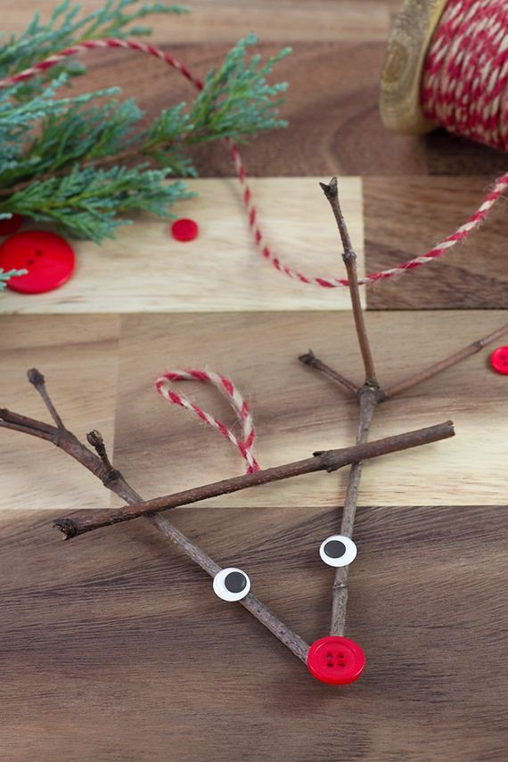 Cool DIY Christmas Ornaments For Kids