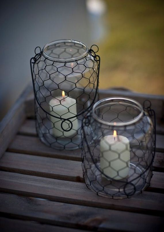 Amazing Diy Chicken Wire Craft Tutorials