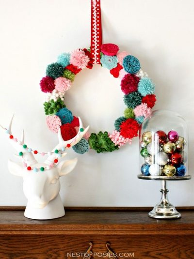 Awesome Christmas Wreath Tutorials