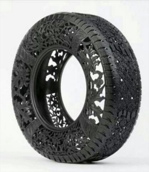 how to recycle old tires. Black Bedroom Furniture Sets. Home Design Ideas