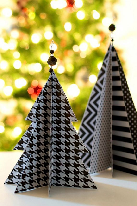 Amazing Diy Mini Christmas Tree Decor Projects