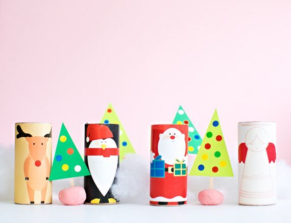 The Best DIY Paper Christmas Ornaments