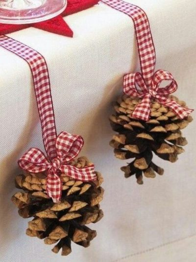 Amazing DIY Pine Cone Decorating Projects For Holidays