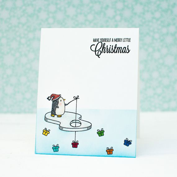 50 amazing diy christmas cards 45 diy christmas cards solutioingenieria Image collections
